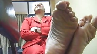 Ebony mature soles