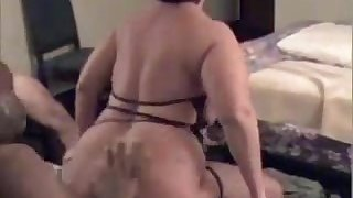 BBC Pounds Mature BBW Wife