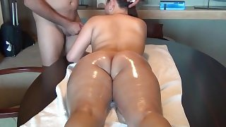Curvy Chinese MILF Getting Special Treatment